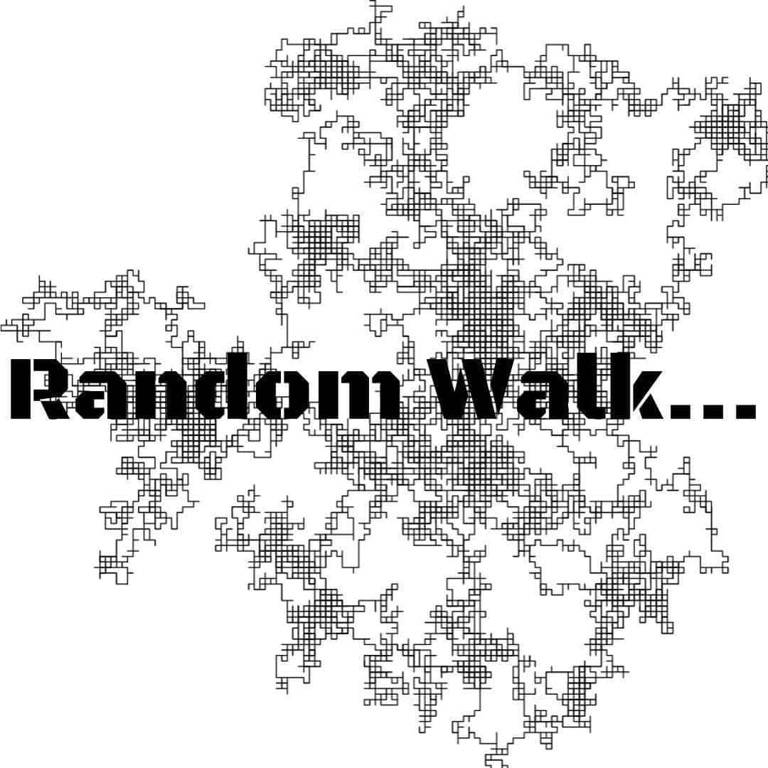 random walk and basic finance plots